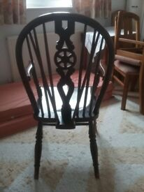 Windsor Wheelback Chair