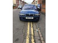 BMW 318 E46 1 years MOT £800 ono