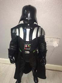 Life size dark Vader figure