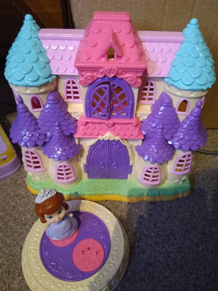 Sofia The First Castle In Rotherham South Yorkshire Gumtree