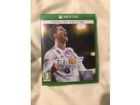 Fifa 18 : Ronaldo Edition - Xbox One - Fantastic condition.