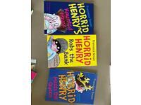 Horrid Henry new books