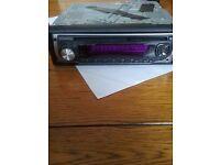 Kenwood KDC W312 cd,mp3,radio