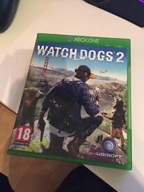 Watch Dogs2 Xbox One