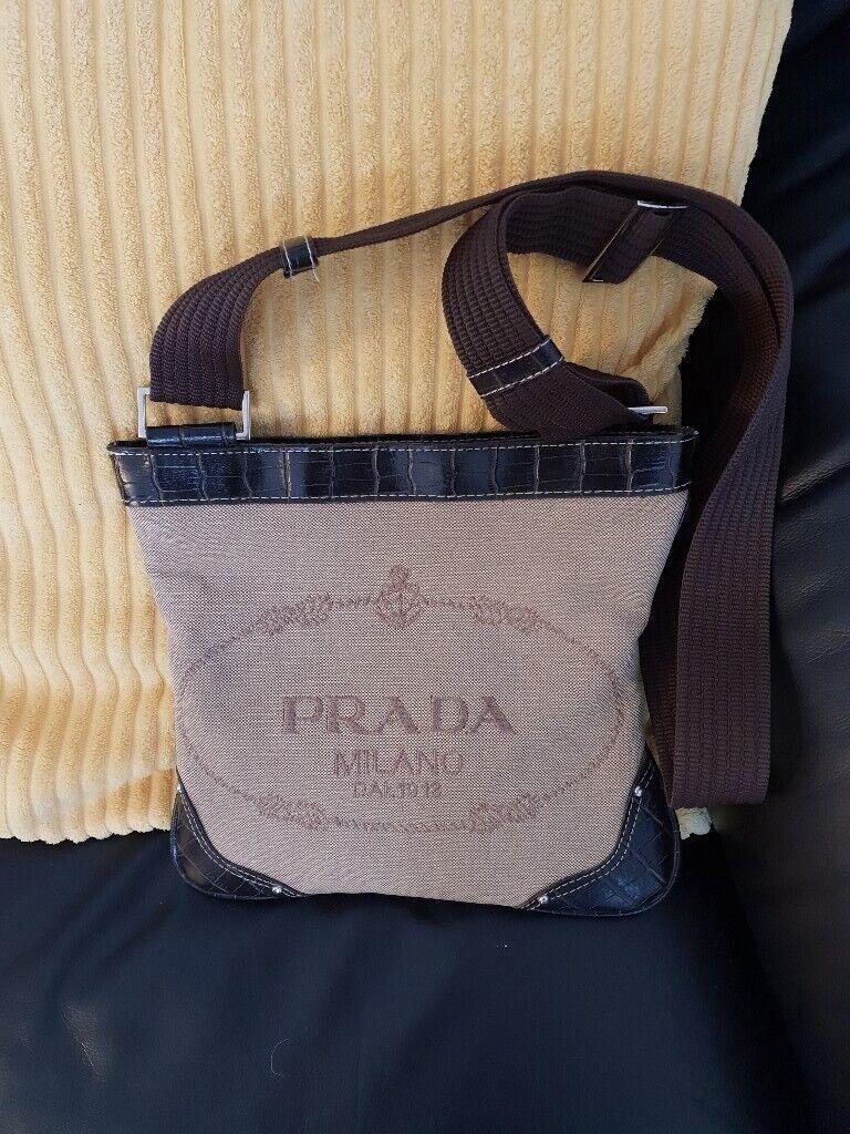 af53212e19067c Prada messenger bag   in Newcastle, Tyne and Wear   Gumtree