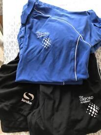 Oxford Academy PE kit