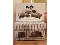 Laurel and hardy DVD box set