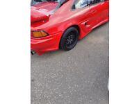 mr2 turbo modified
