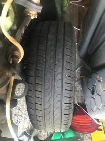 Volkswagen steel wheels
