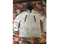Twisted Soul Parka Coat Size L (Never Worn)