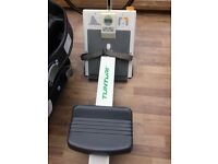 Free home rowing machine