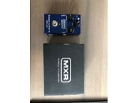 Dunlop MXR Bass Octave Deluxe Pedal - Boxed (Almost New)