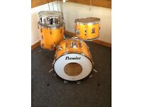 Premier Drum Kit Vintage Drum Set!!!!