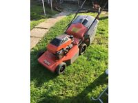 Petrol lawn mower turbo 4HP