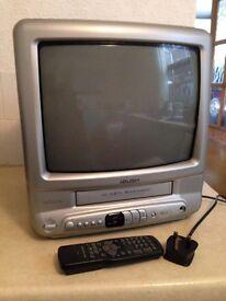 "Bush Combi TV/VCR 14"""