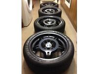 Bmw e36 M3 motorsport alloy wheels