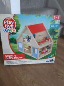 Brand New Dolls House