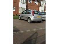 Ford Fiesta 05plate