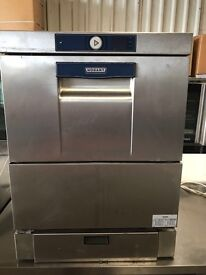 Hobart Commercial Undercounter Glasswasher GXC-11A