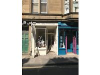 Lovely RETAIL / SHOP UNIT or OFFICE TO LET in highly desirable Morningside area.