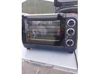 Silvercrest mini oven