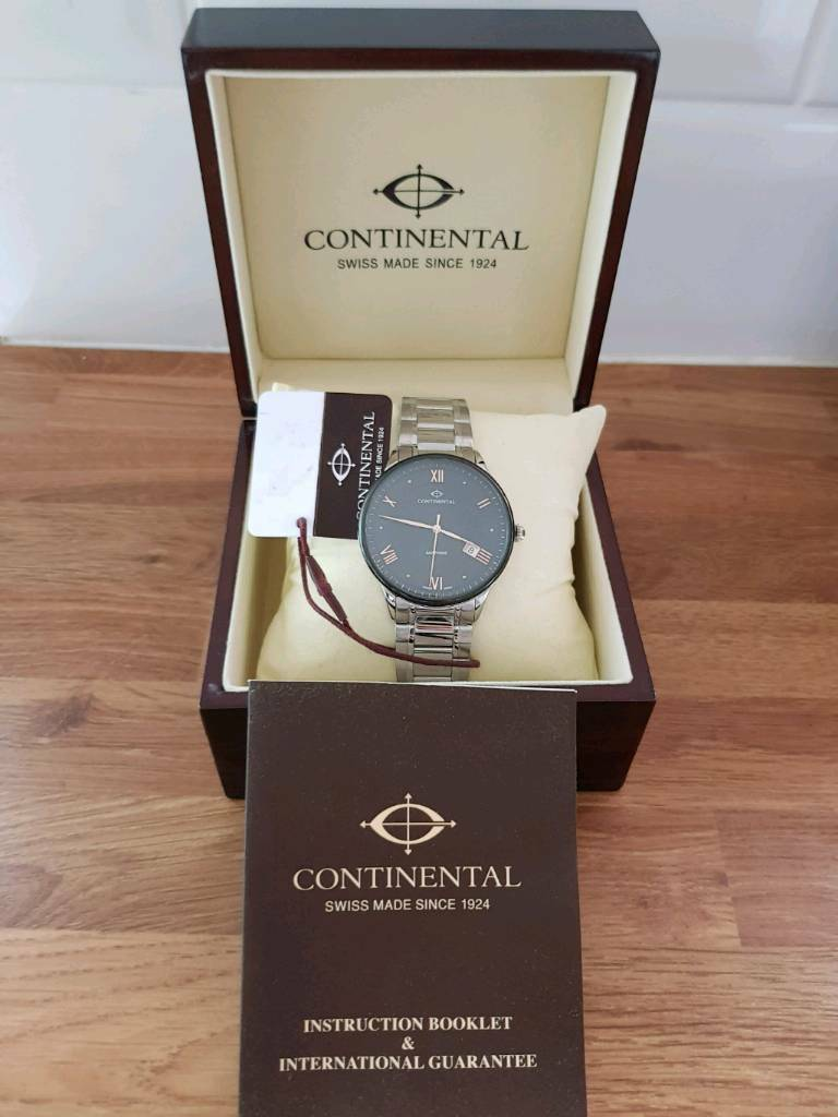 6370734eda68 Continental watch