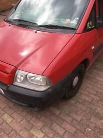 Van for swap Peugeot expert SWAP ONLY