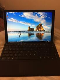Microsoft surface pro 4 , 128gb i5 , cheap £550