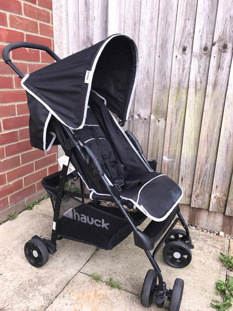 Hauck buggy Can deliver