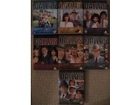 Dallas TV series set on DVD