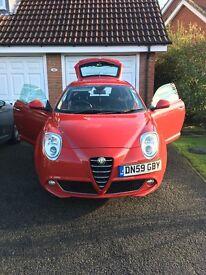 Alfa Romeo Mito Low mileage Lady Owner