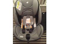 *JOIE* NEW BABY / CHILD CAR SEAT BIRTH - 7YEARS