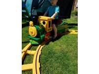 Peg perego, Santa Fe, ride on train set