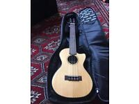 Córdoba 22T-CE tenor electro-acoustic ukulele.