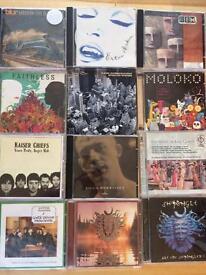 Job lot 70 mixed genre CDs