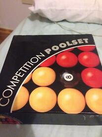 Competition poolset