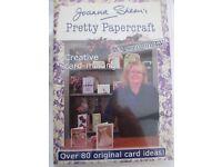 Joanna sheen craft DVD over 80 card ideas