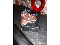 Infant boots size 5. Used but in brilliant condition comes with box