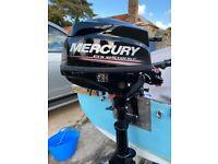 Mercury 3.5hp 4stroke long shaft