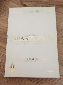 Spartacus special edition DVD