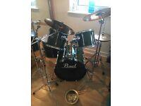 Pearl Export Drum Kit (Green)