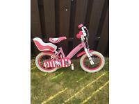 Hello Kitty 14'' Wheel Kids Bike