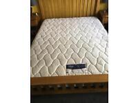 King size silent night mattress