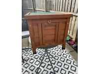 Small animal outdoor kennel