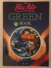 Blue Peter Green Book 1991