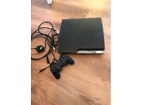 PlayStation 3. One controller. Excellent condition