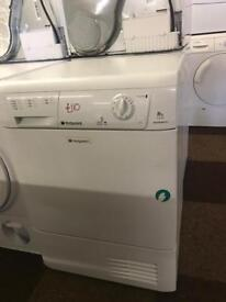 HOTPOINT 8KG LOAD CONDENSER DRYER WITH GENUINE GUARANTEE 🇬🇧🇬🇧🌎🌎