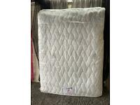 New Silentnight Kingsize Mattress Delivery Available