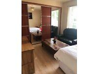 Large Bedroom, in 3 bedroom Flat, bills included -AB24 3