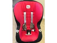 1x Britax ECLIPSE car seat (more than one available)